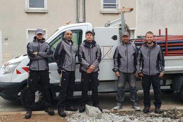 entreprise de maçonnerie générale à Valence