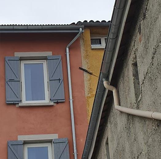 Zinguerie toiture à Valence